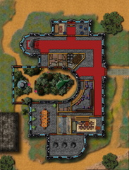 CotCT - Arkona Palace - Ground Floor