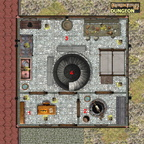 Prison Tower Ground Floor