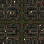 24x24 Sewer CrossRoads  ~Z.E.E. series