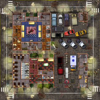 24x24 chapter Police & Fire Department