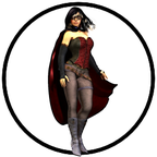 256 x 256 female highwayman
