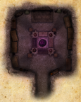 Burial chamber (mine map 3)